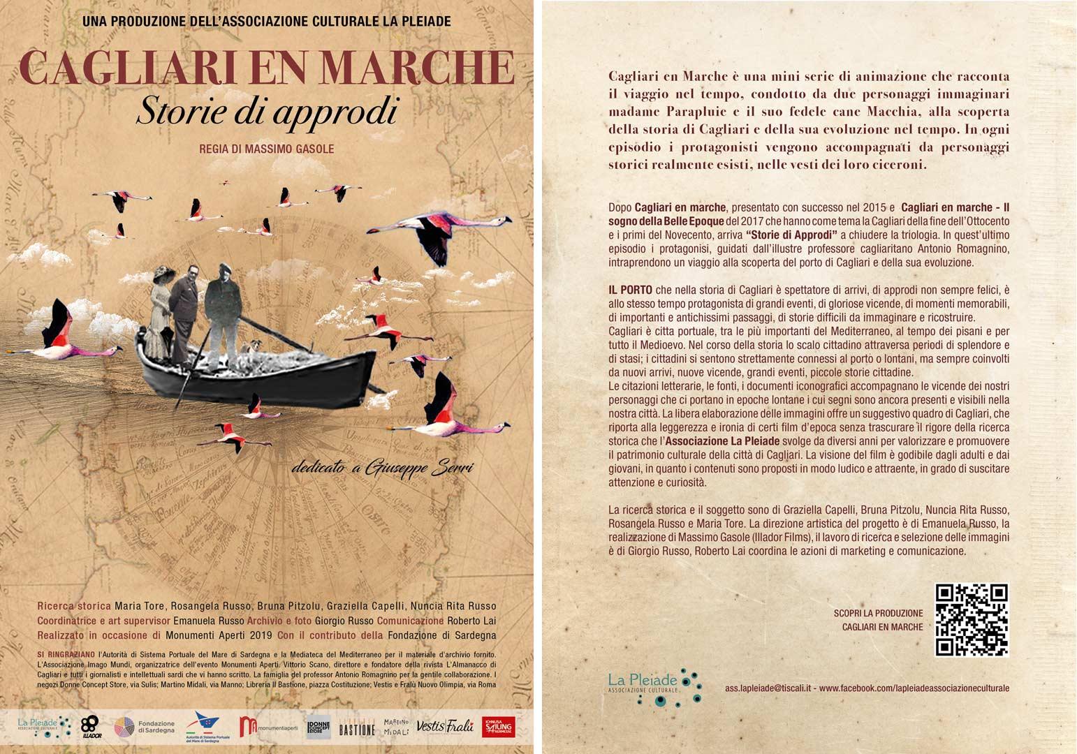 Cagliari en Marche
