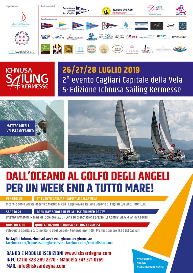 Ichnusa Sailing Kermesse