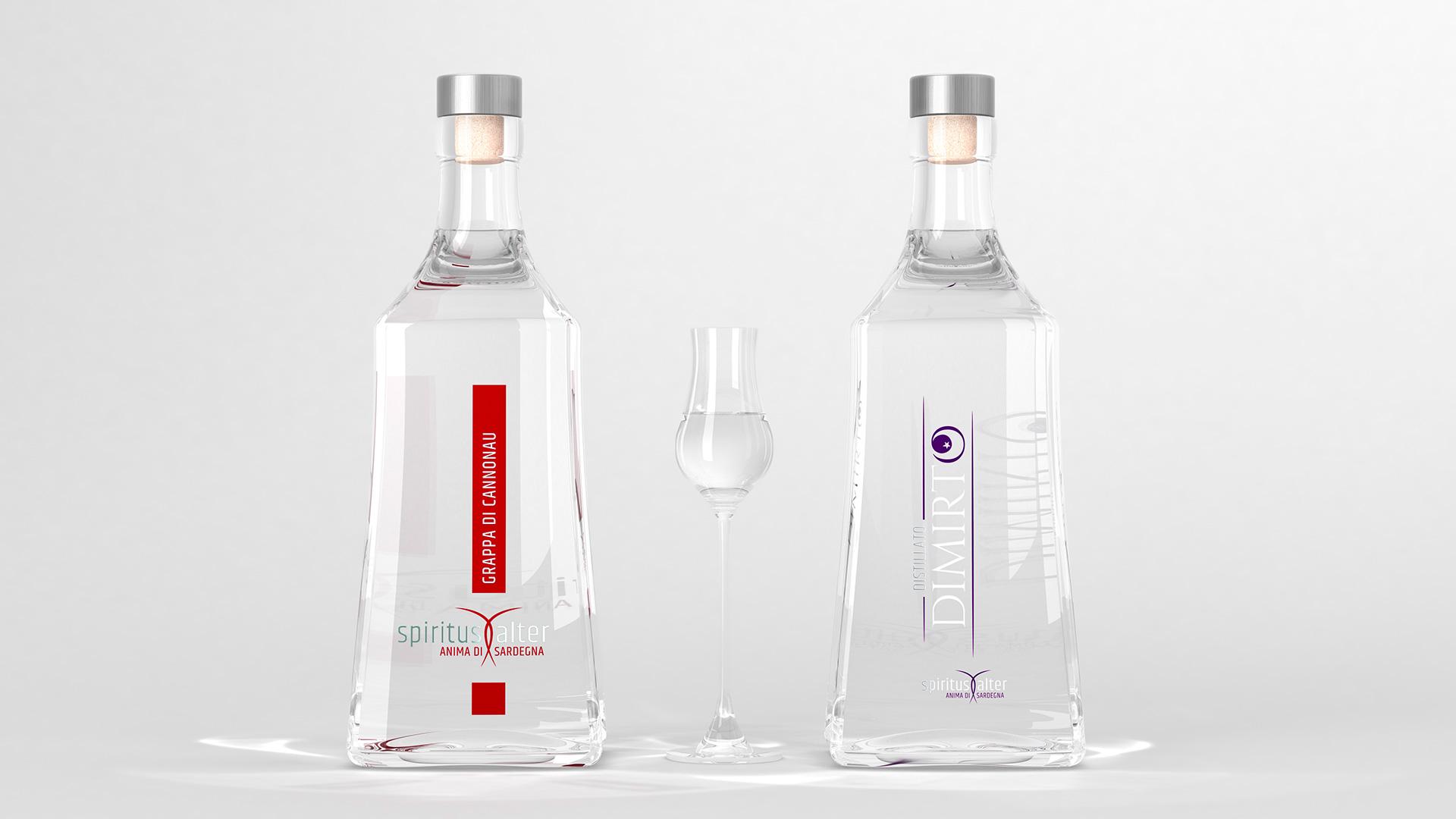 Distillati Spiritus Alter