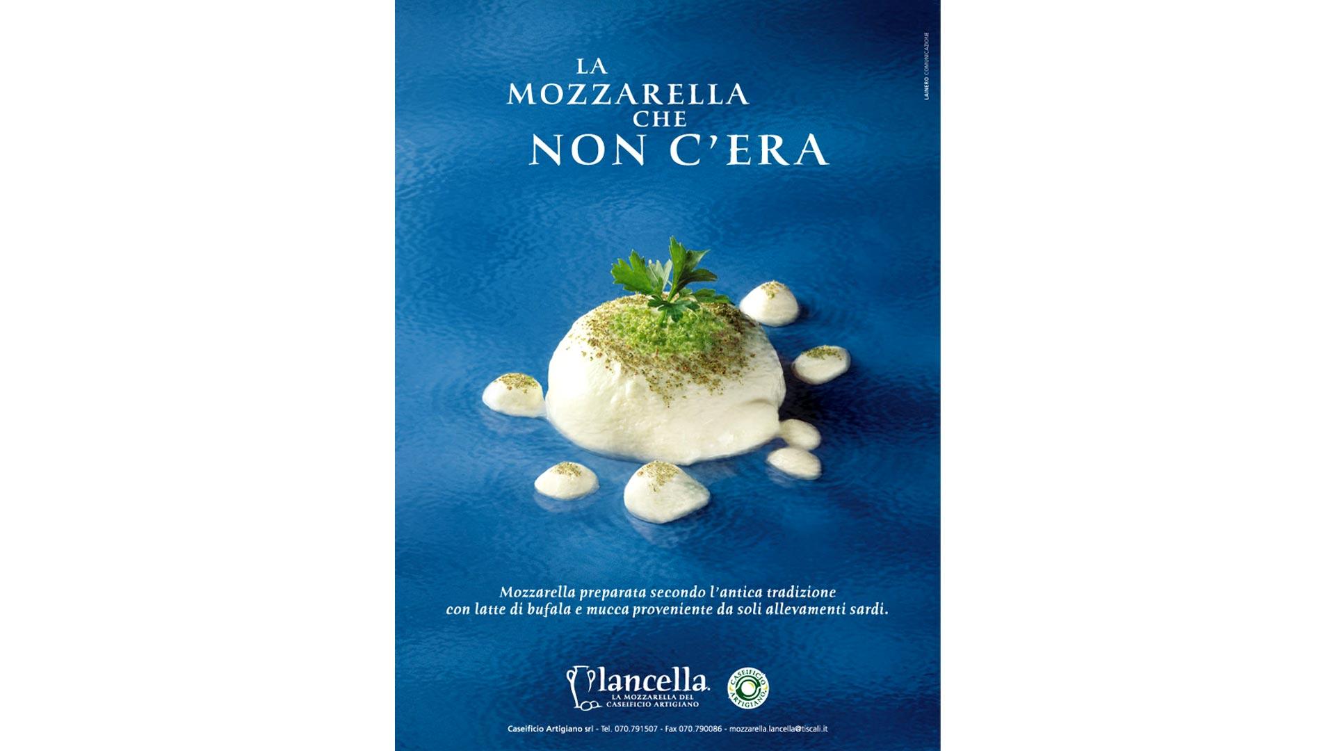 Mozzarella Lancella