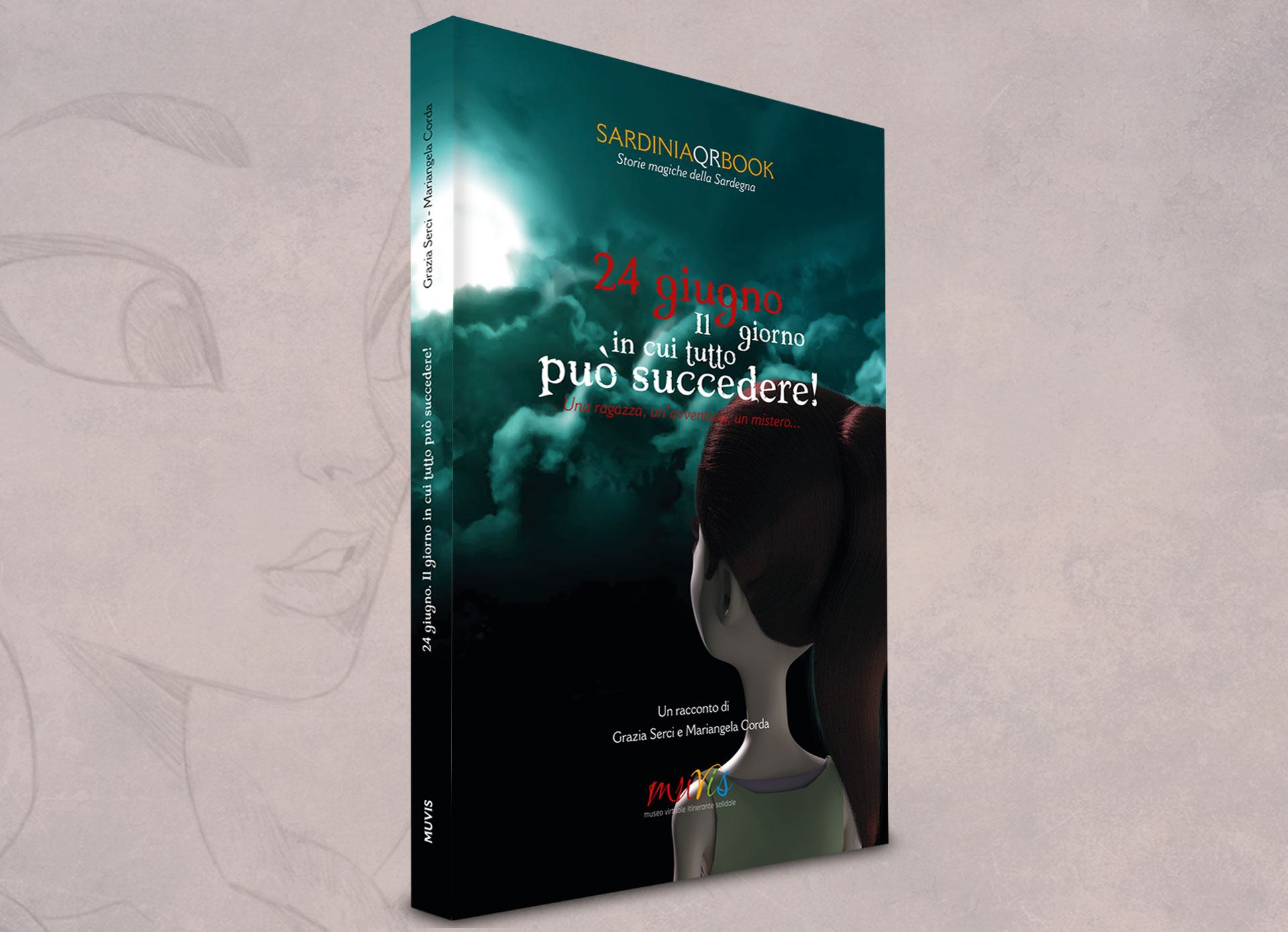 Sardinia QR Book