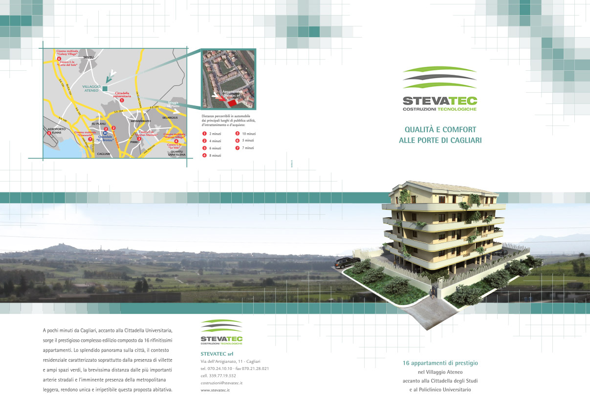 Stevatec - Cagliari