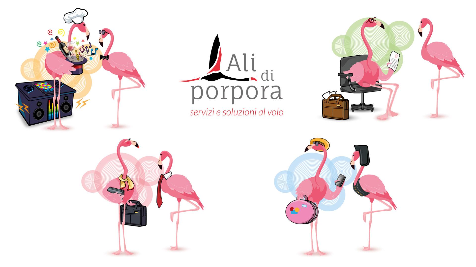 Ali di Porpora - Cagliari