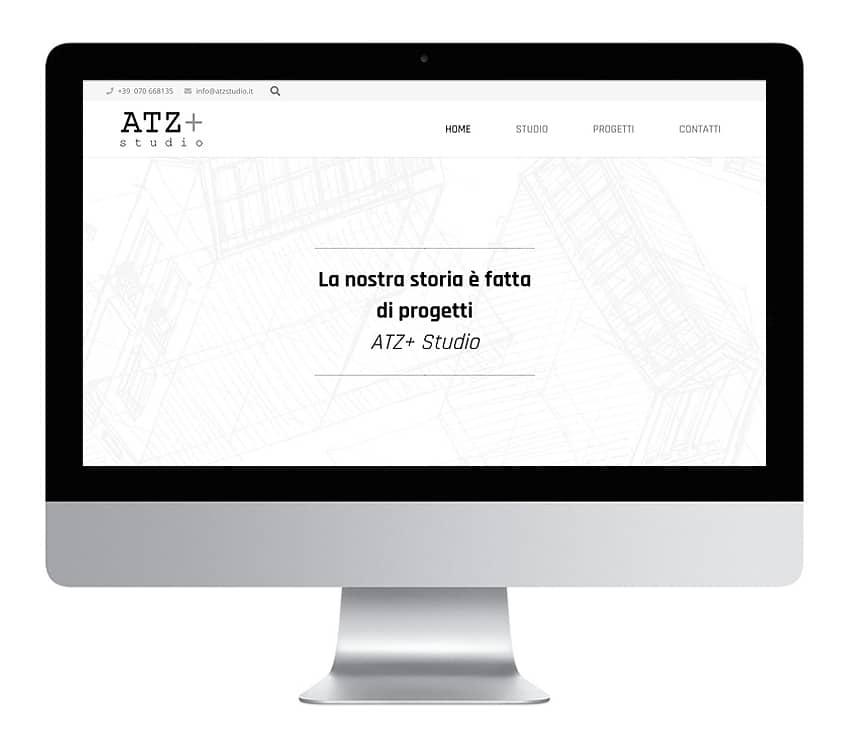 Sito web ATZ Studio d'ingegneria