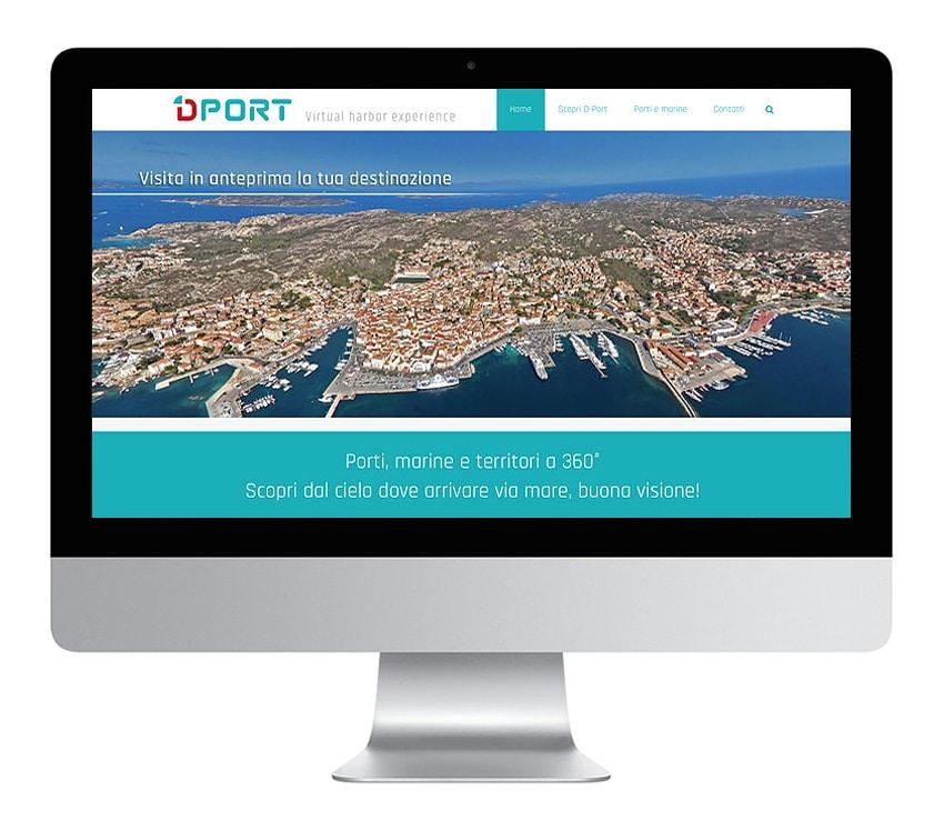 Sito web D-Port