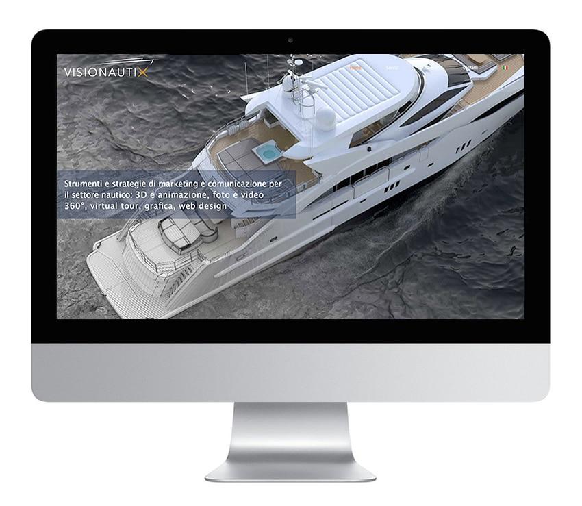 Sito web Visionautix