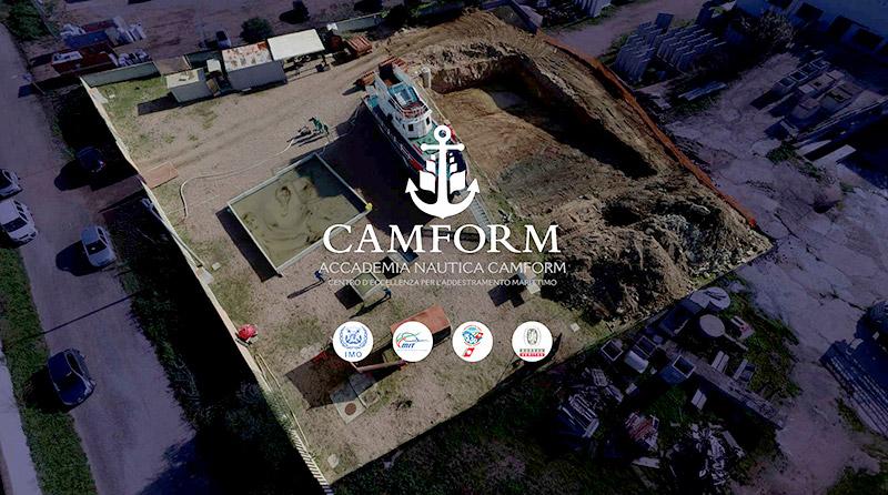 CamForm Olbia Virtual Tour
